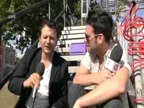 James Dean Bradfield interview V2006