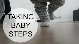 WALKING BEFORE HE CAN CRAWL?! | BELLES BOUTIQUE