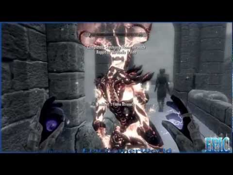 Skyrim: (BEST TUTORIAL) How To Join Mages Guild - The College of Winterhold