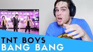 Voice Teacher Reacts to TNT Boys - Bang Bang