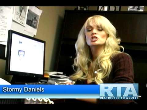 Stormy Daniels RTA PSA