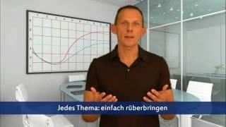 Tipps für Präsentationen, Rhetorik und gegen Nervosität - kostenlos vom Profi Axel Rittershaus