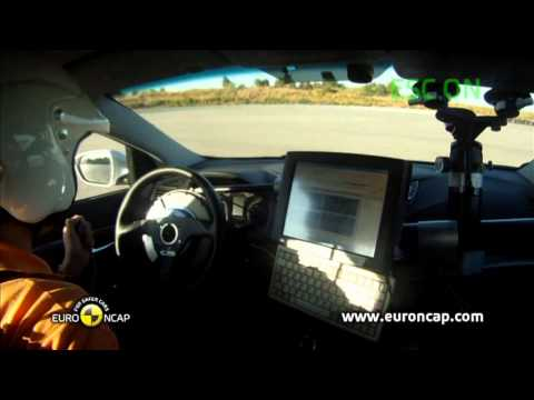 Euro NCAP | Hyundai i40 | 2011 | Электронный контроль устойчивости