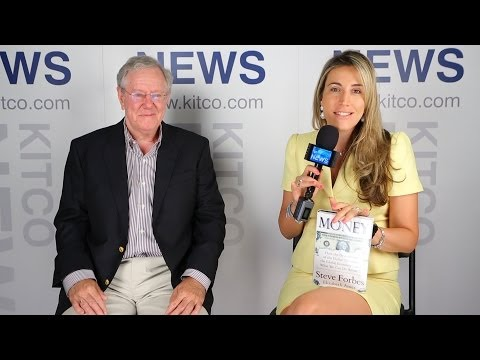 Steve Forbes: Only A New Gold Standard Will Save The U.S. Dollar | FreedomFest 2014
