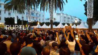 Morocco: Thousands rally in Rabbat after fishmonger crushed to death in police incident