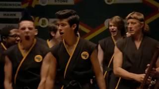 I Want It All - Cobra Kai tribute