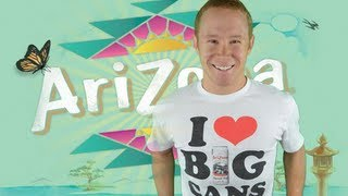 Where Do You Drink Your Big Cans? (AriZona Beverages)