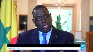 Macky Sall: ''Il n'y a pas eu de coup d'État au Burkina Faso''