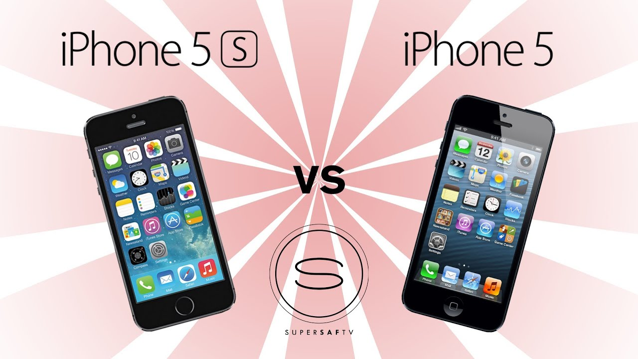 IPHONE 5S VS IPHONE 5 SCREEN SIZE