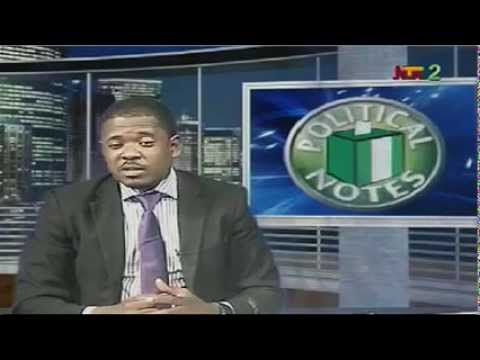 NTA2 LAGOS NEWS @ 7pm - 29 April  2015