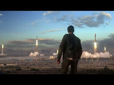 "Official Sid Meier's Civilization: Beyond Earth Intro Cinematic – ""The Chosen"""