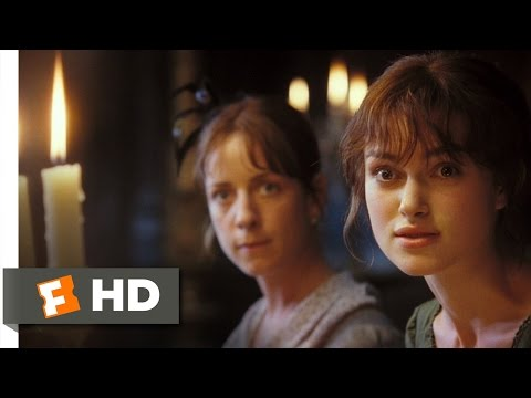 Pride & Prejudice (5/10) Movie CLIP - Offending Lady Catherine (2005) HD