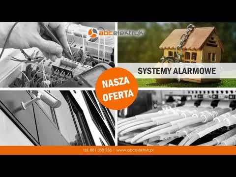 Instalacje Elektryczne Systemy Alarmowe Starogard Gdański ABC ELEKTRYK Jarosław Cichocki