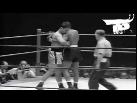 Rocky Marciano vs Jersey Joe Walcott II Highlights