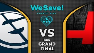 EG vs CR4ZY Grand Final NA WeSave! Charity Play 2020 Highlights Dota 2