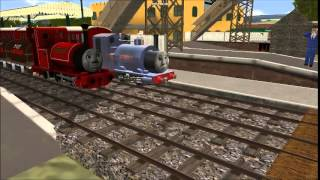 The Engines of Sodor Episode X: Attack of the Railway Pirates: Part 1
