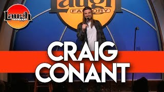 Craig Conant  Working At Trader Joes  Laugh Factory Stand Up Comedy