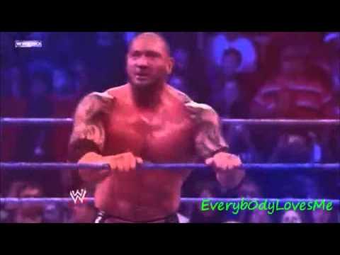 WWE Batista Custom 2012 Return Titantron with Custom Theme