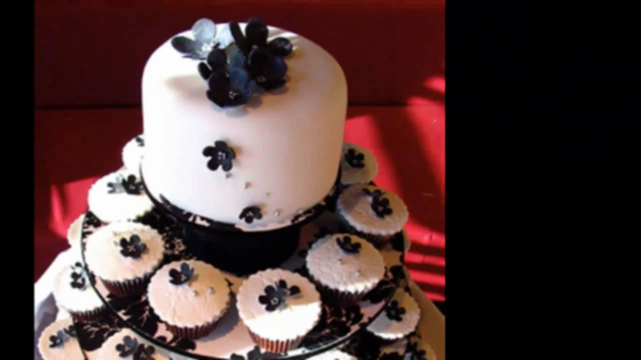 Make A Cupcake Wedding Cake