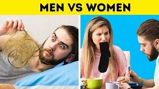 THE REAL DIFFERENCE BETWEEN MEN AND WOMEN