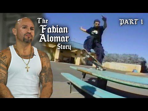 Crime, Prison & A Second Chance: The Fabian Alomar Story Pt. 1