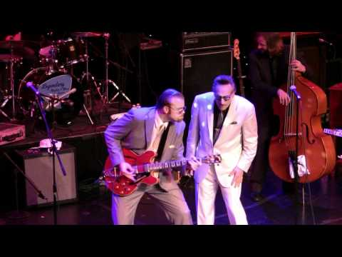 Rick Estrin &amp; The Nightcats  LRBC 2011 &quot;Weekend Off&quot;