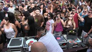 DJ BABU - INTERNATIONAL YONKERS HIP HOP ANTHEM @ THE DO-OVER - 7.3.2011