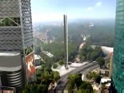 cd de mexico en los proximos años:nuevos edificios