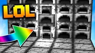 I AM A FURNACE!! | Minecraft SKYWARS (I AM STONE CHALLENGE!)