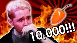 HOT PEPPER Q&A (10,000 Subscribers Special!)