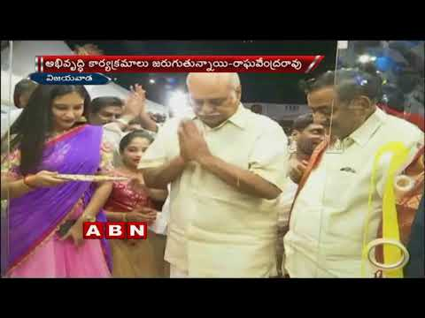 Director Raghavendra Rao Inaugurates DBR Furniture Shop in Vijayawada