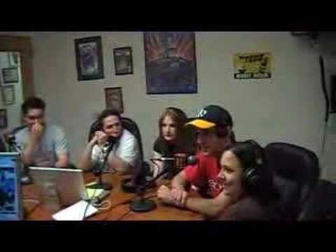 Ham Radio Fenix Down Interview Part1 5/31/08