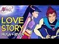 Winx Club – Musa and Rivens love story [from Season 1 to Season 6]