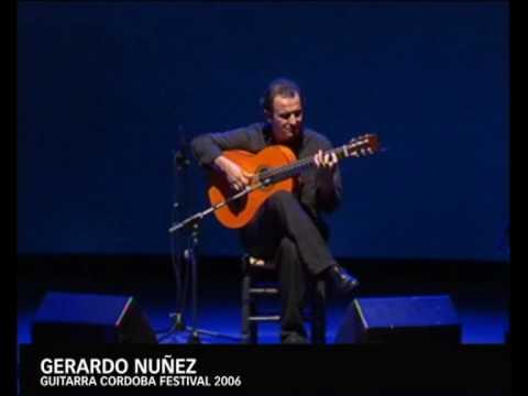 Gerardo Nuñez - Guitarra Cordoba Festival - 2006