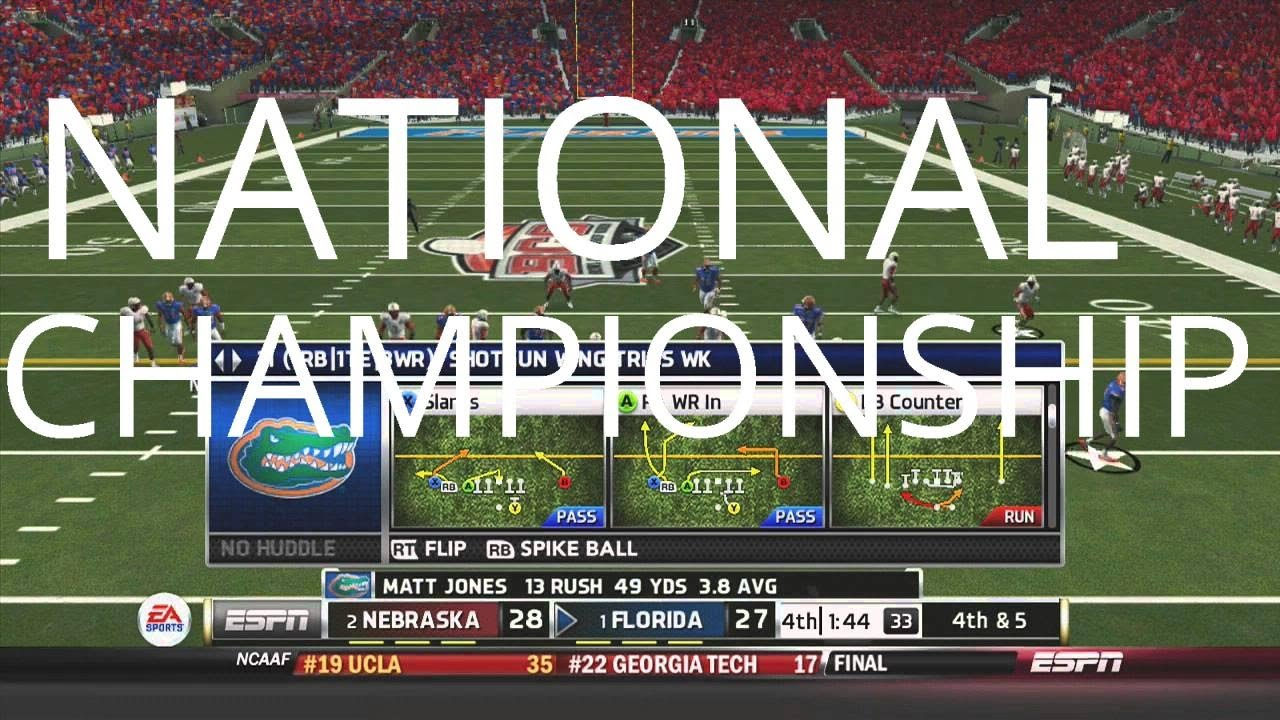 watch ncaa football national championship ncaa football