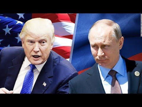 Трамп рубит головы ЦРУ за неожиданные достижения Путина. Дмитрий Еньков