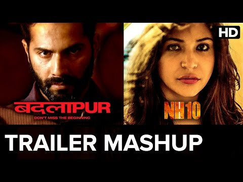 Anushka And Varun Mash Up | Badlapur - NH -10