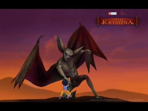 Little Krishna Tamil - Episode 9 - Assault Of The Lethal Bird video