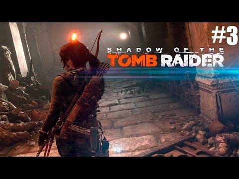 Shadow of the Tomb Raider. 3 часть. Секретный город