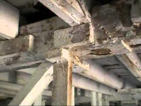 100 Year Old Iowa Post Amp Beam Barn W Wooden Silo