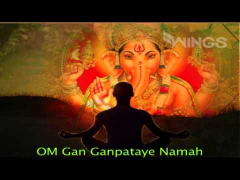 Om Gan Ganpataye Namah Meditation Chant Peaceful Mantra video