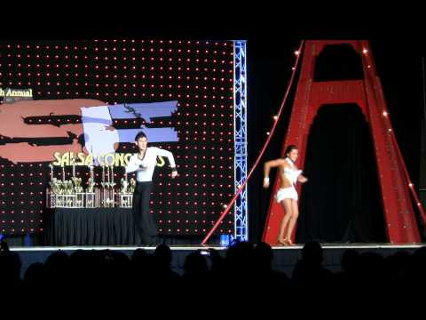 Carlos & Diana (Competition) @ SF Salsa Congress 2012