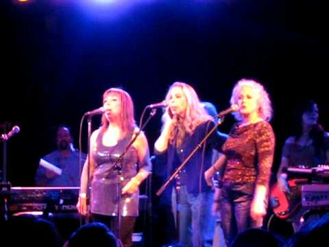 The Honeys - I Can Hear Music, Roxy Theater 10/19/08 Video