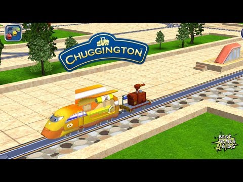 Chuggington Traintastic Adventures – A Train Set Game for Kids #10 BUILD & PLAY! By Budge