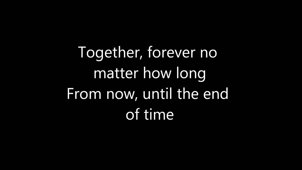 Chris Brown- Last Time Together (Lyrics On Screen) - YouTube