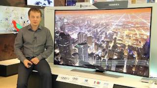 Samsung UE65HU9000T review by Hi-Fi.ru (HD 1080p)