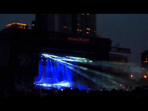Eminem - Intro/Square Dance/Won't Back Down - Live @ Lollapalooza 2014