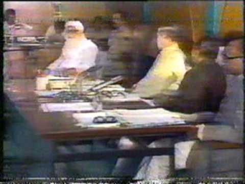 """HAZRAT ALLAMA MUDIS MASHORI JANAB MUHAMMED QASIM MASHORI """"parliament Islamabad conference""""."""