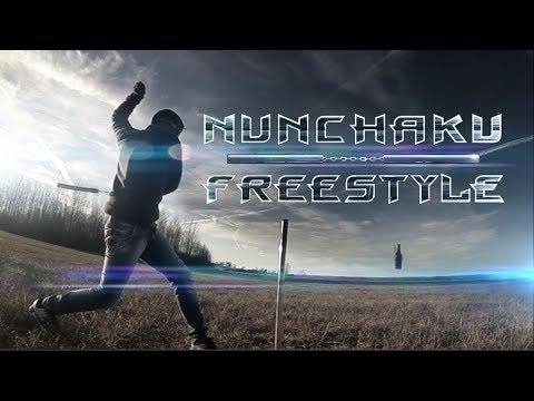 Nunchaku Freestyle VAN3D MIX