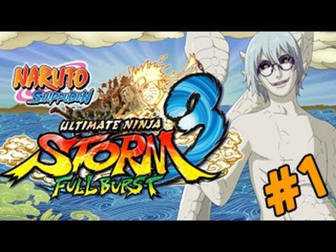 NARUTO SHIPPUDEN: Ultimate Ninja STORM 3 - Full Burst - Minato Reyiz - Bölüm 1